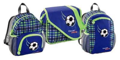 243efafca Školské tašky futbalové predaj online eshop